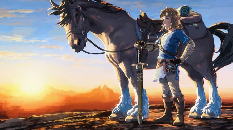 The Legend of Zelda: Breath of the Wild /materiały prasowe