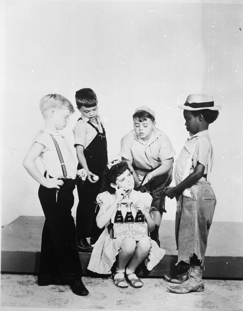 """""""The Little Rascals"""" /Getty Images / Staff /Getty Images"""