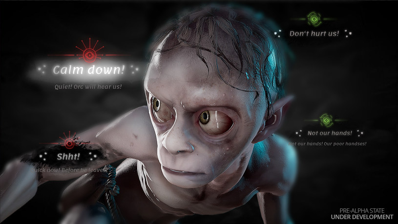 The Lord of the Rings: Gollum /materiały prasowe