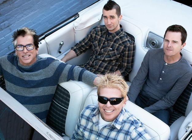 The Offspring odlicza czas do premiery nowej płyty /Oficjalna strona zespołu