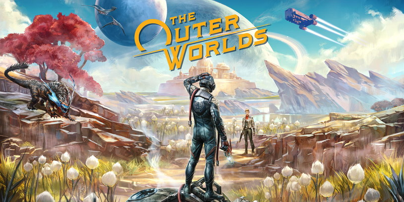 The Outer Worlds /materiały prasowe