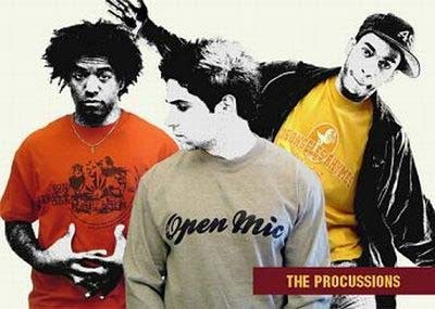 The Procussions /