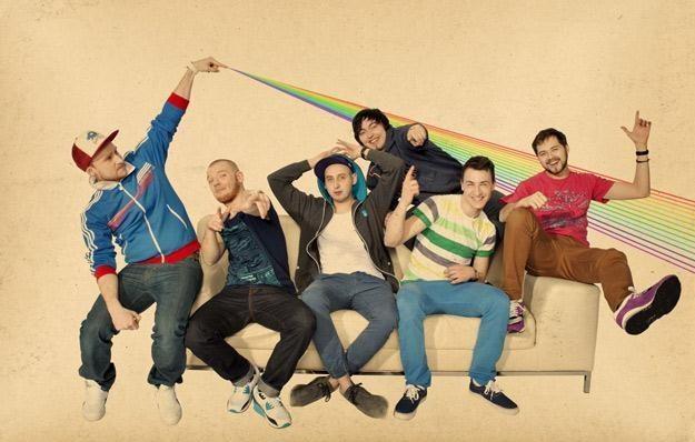 The Pryzmats wystąpią w rodzinnym Żywcu /Sony Music