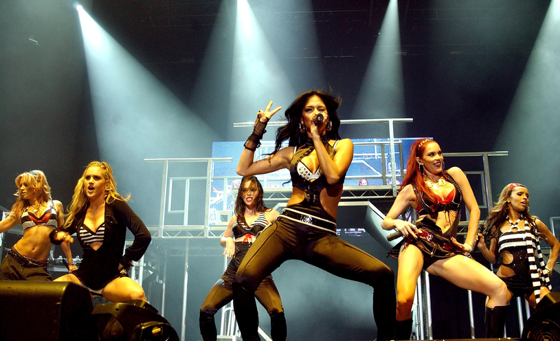 The Pussycat Dolls /ShowBizIreland /Getty Images