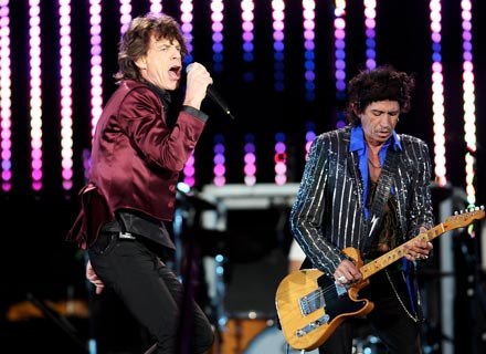 The Rolling Stones przyjechali do Polski po raz trzeci - fot. Dave Hogan /Getty Images/Flash Press Media