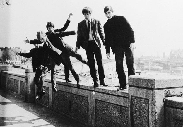 The Rolling Stones w 1963 roku odlatują do wielkiej kariery fot. Keystone Features /Getty Images/Flash Press Media