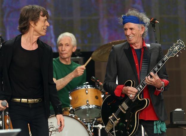 The Rolling Stones w Hyde Parku - fot. Simone Joyner /Getty Images/Flash Press Media