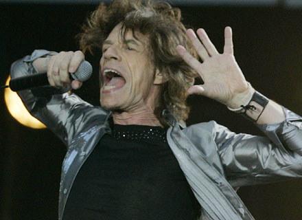 The Rolling Stones w końcu zagrają w Polsce /arch. AFP