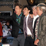 The Rolling Stones w supermarkecie