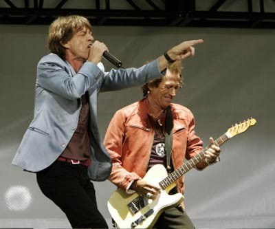 The Rolling Stones /arch. AFP
