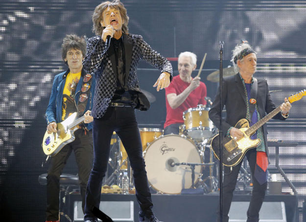 The Rolling Stones /Associated Press /East News