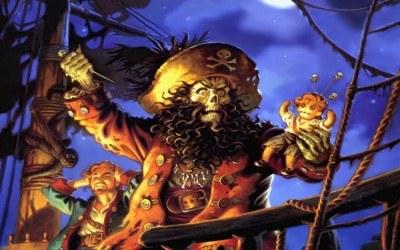 The Secret Of Monkey Island  - motyw z gry /Informacja prasowa