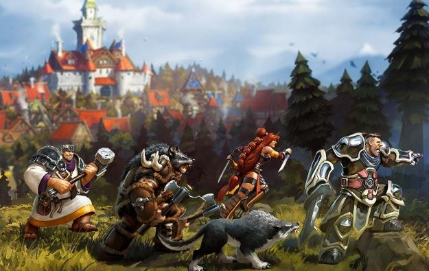 The Settlers: Kingdoms of Anteria /materiały prasowe