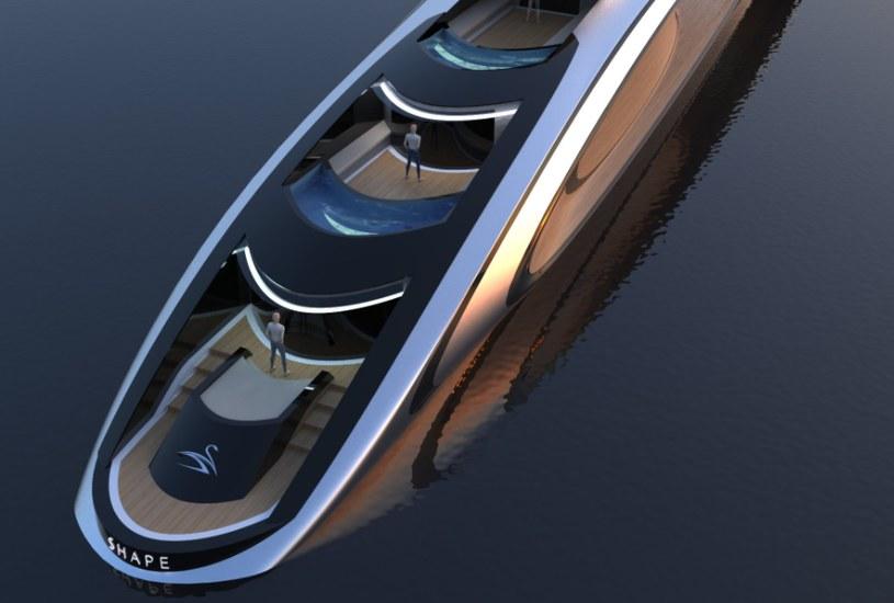 The Shape - Lazzarini Design /materiały prasowe