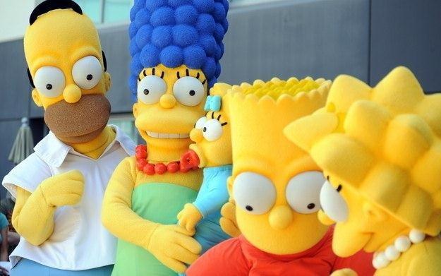 The Simpsons - zdjęcie promocyjne /AFP