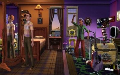 The Sims 3 - motyw graficzny /Informacja prasowa