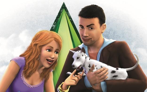 The Sims 3: Zwierzaki - motyw graficzny /Informacja prasowa