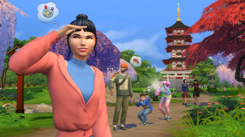 The Sims 4: Śnieżna Eskapada /materiały prasowe