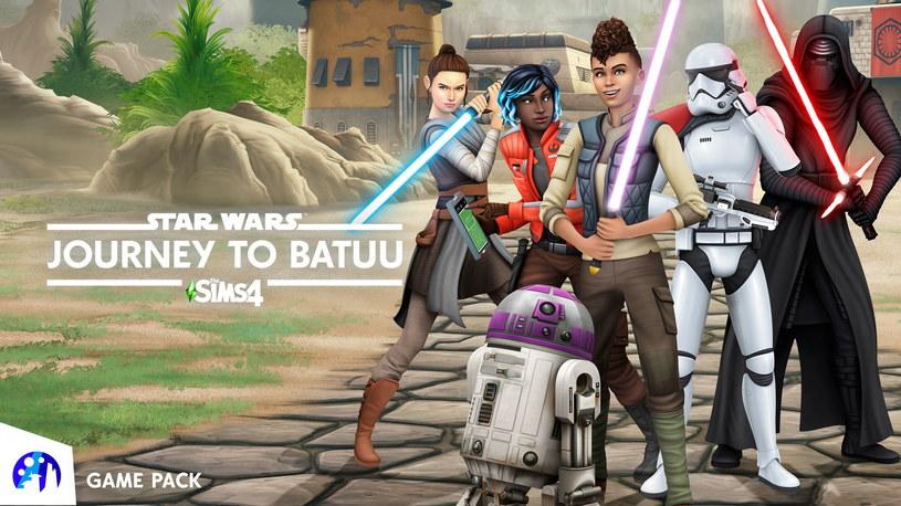 The Sims 4 Star Wars: Wyprawa na Batuu Pakiet rozgrywki /materiały prasowe