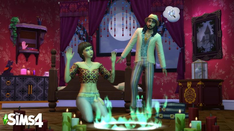 The Sims 4: Zjawiska Paranormalne /materiały prasowe