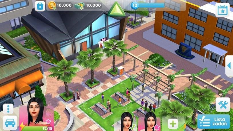 The Sims Mobile /materiały prasowe