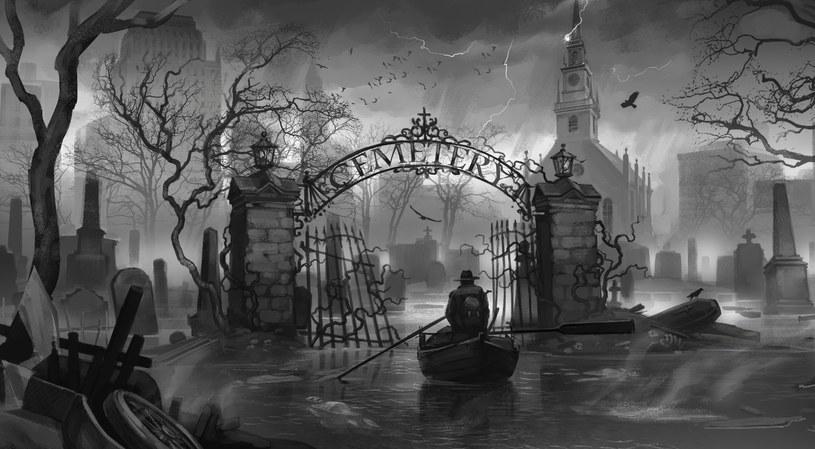 The Sinking City /materiały prasowe