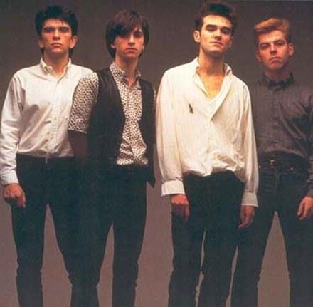 "The Smiths: ""Okręt flagowy"" Rough Trade /"