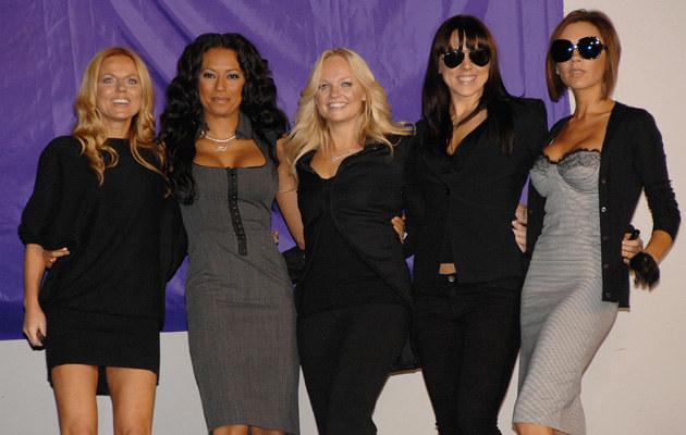 The Spice Girls  /Splashnews