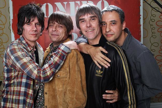 The Stone Roses powrócili w wielkim stylu fot. fot. Dave J Hogan /Getty Images/Flash Press Media