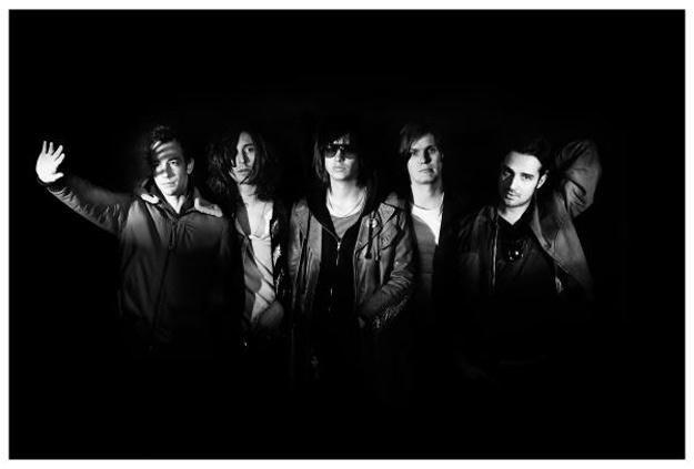 The Strokes /Oficjalna strona zespołu