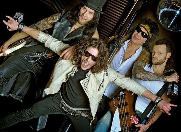 The Trash chcą wystąpić na Eurowizji /Oficjalna strona zespołu