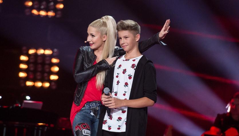 """""""The Voice Kids"""": Mateusz Golicki i piszczące dziewczyny. Kto jeszcze zachwycił?"""