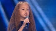 """""""The Voice Kids"""": Nikola Smutek rozweseliła trenerów przebojem Lady Pank"""