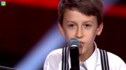 """""""The Voice Kids"""": Paweł Madzia doprowadził trenerów do łez"""