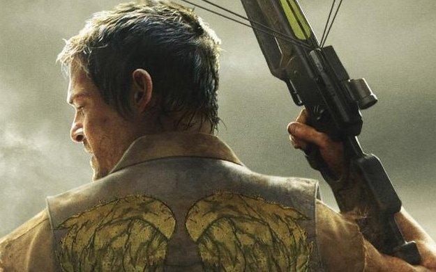 The Walking Dead: Instinct - motyw graficzny /