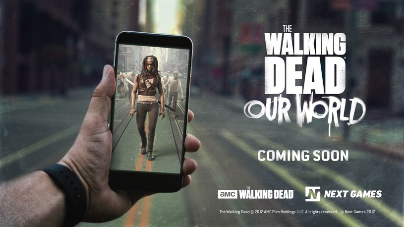 The Walking Dead: Our World /materiały prasowe