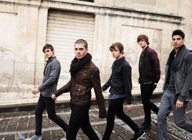 The Wanted robią furorę na Wyspach Brytyjskich /Magic Records