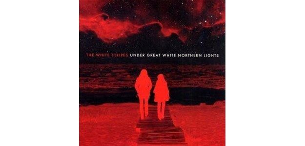 "The White Stripes ""Under Great White Northern Lights"" /"