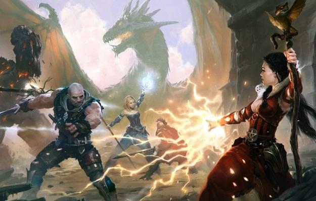 The Witcher Battle Arena /materiały prasowe