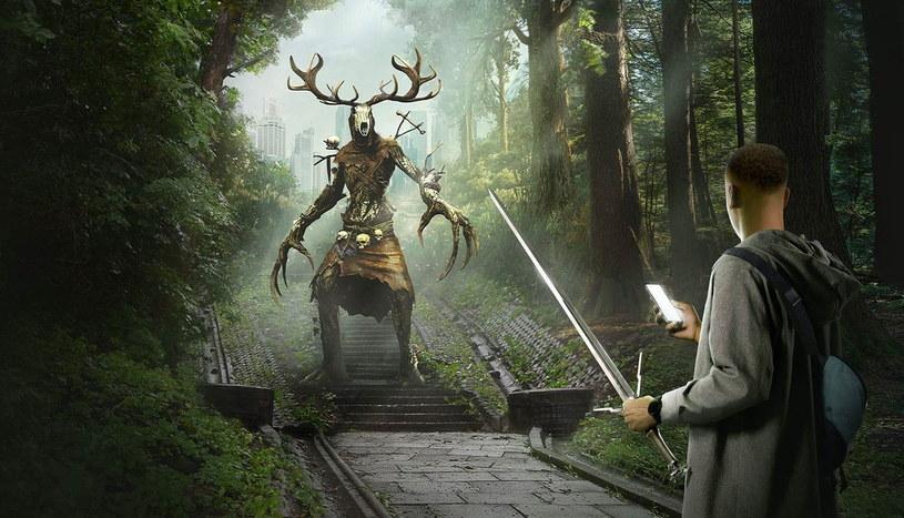 The Witcher: Monster Slayer /materiały prasowe