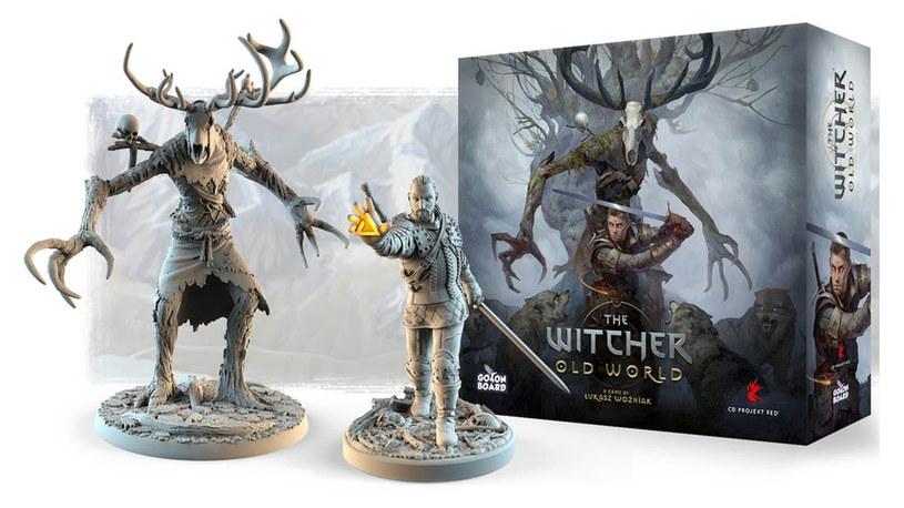 The Witcher: Old World /materiały prasowe