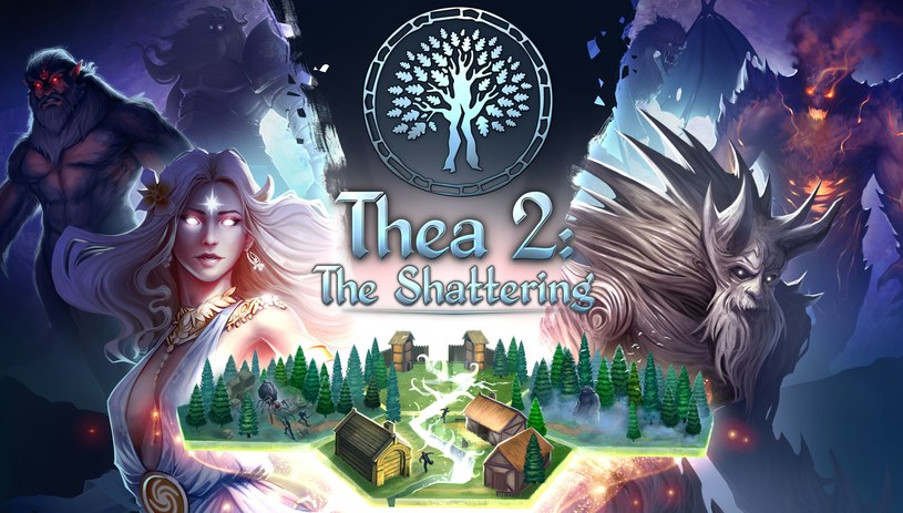 Thea 2: The Shattering /materiały prasowe