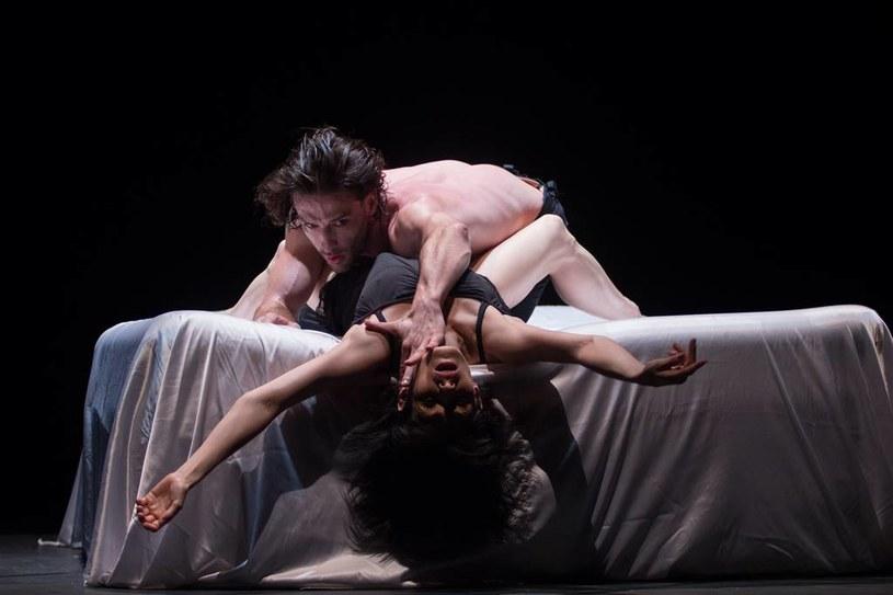 """Théâtre du Corps Pietragalla-Derouault (Francja) """"Spotkanie z tobą było moim przeznaczeniem"""", fot. Pascal Elliot /materiały prasowe"""
