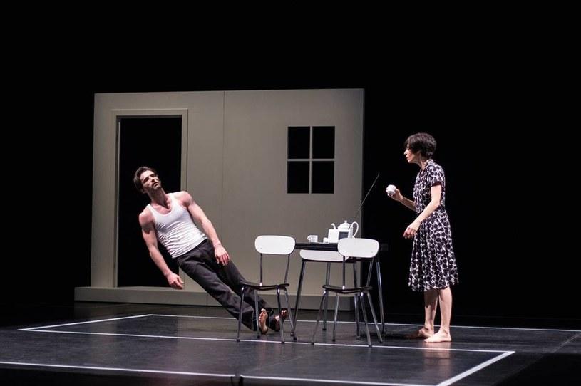 """Théâtre du Corps,""""Spotkanie z tobą było moim przeznaczeniem"""" /Pascal Elliot /materiały prasowe"""