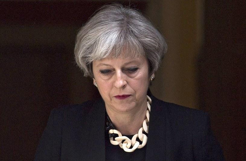 """Theresa May """"nie powinna uważać, że ma zagwarantowane poparcie DUP"""" /PAP/EPA"""