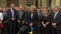 Theresa May o roli lidera partii rządzącej