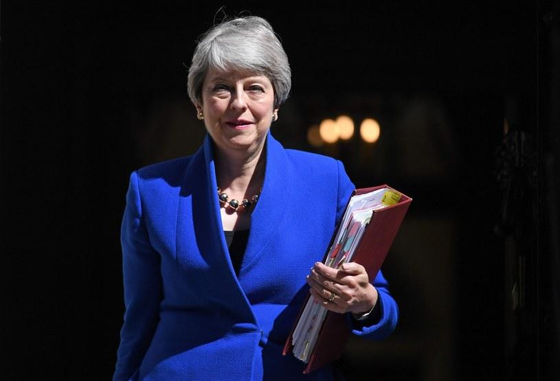 Theresa May odchodzi ze stanowiska /BEN STANSALL / AFP /East News