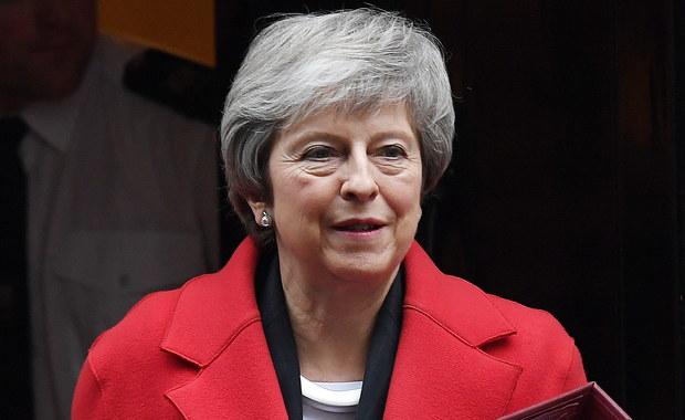 Theresa May potwierdziła opóźnienie głosowania ws. Brexitu