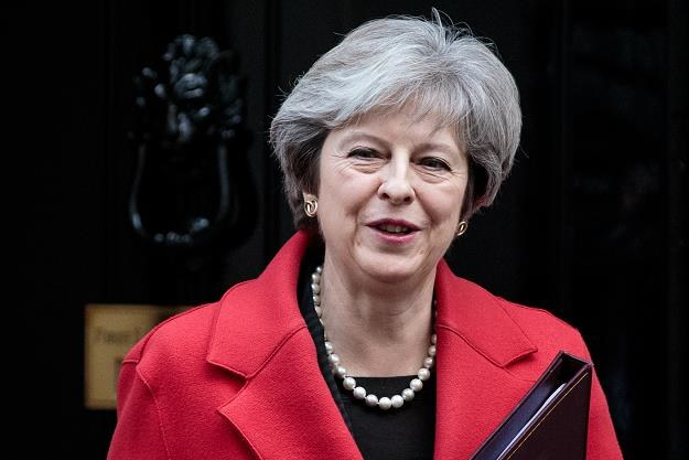 Theresa May, premier brytyjskiego rządu. Fot. Jack Taylor /Getty Images/Flash Press Media