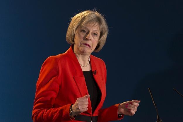 Theresa May, premier W. Brytanii. Fiot. Matthew Horwood /Getty Images/Flash Press Media